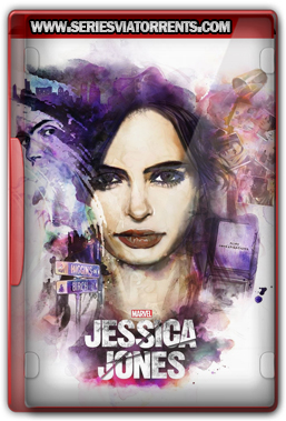Jessica Jones 1ª Temporada Dublado - Torrent WEBRip 720p (2015)