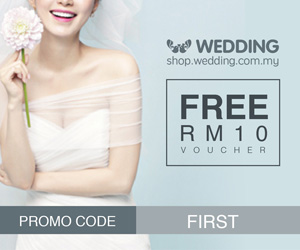 Malaysia Best Wedding Shop, Bridal Packages And Reviews