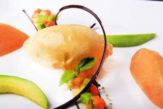 Mango Desserts in The Oberoy