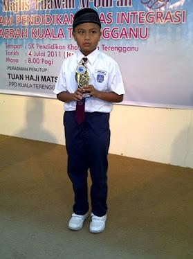 Naib Johan Hafazan (Harith Naim)