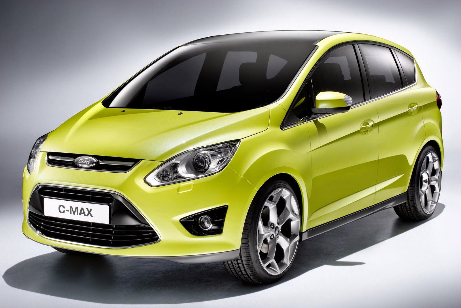 Promozione Ford C-Max 1.6 prezzo marzo 2015