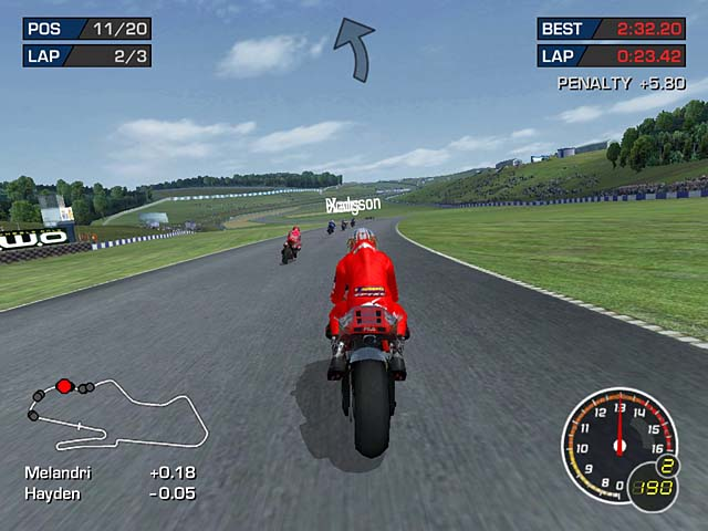 MotoGP 3 - Ultimate Racing Technology (PC Completo) Portable