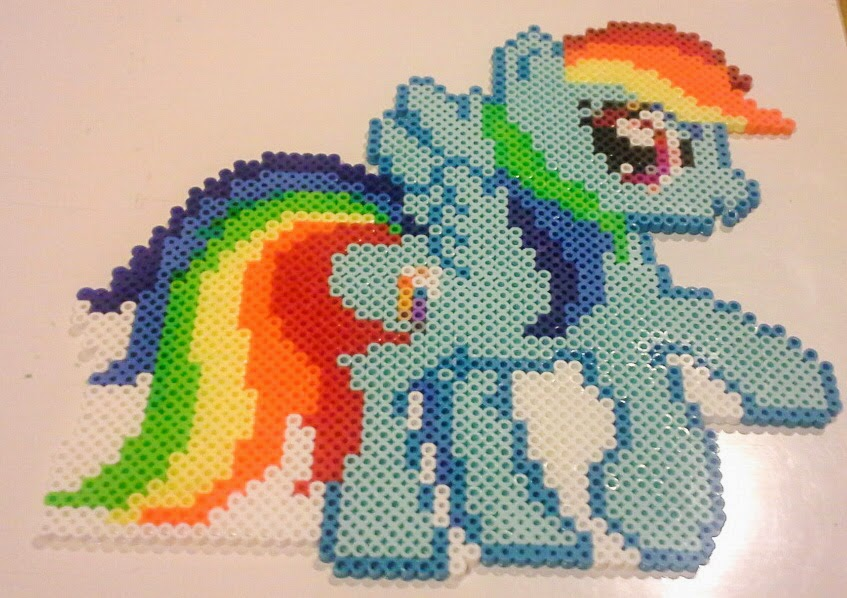 House of Geekiness: The Difference Between Perler, Hama, Fuse, Melty ...