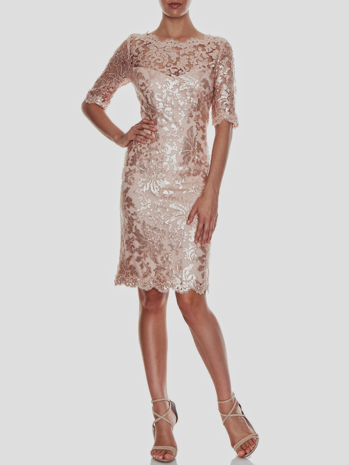 Camille Sequin Shift