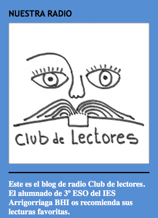 Entra al blog Radio Club de lectores