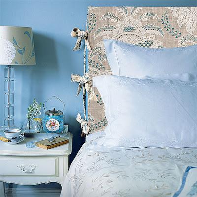 quarto de casal  cabeceira cama