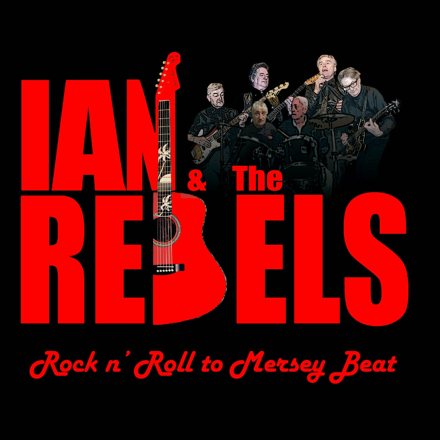 Ian & The Rebels CD