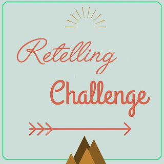 Retelling challenge button