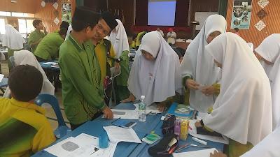 Ceramah Sains PT3 di SMAP Kajang