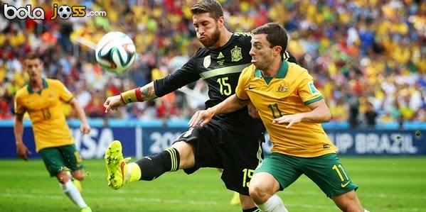 Hasil Skor Australia 0-3 Spanyol: Kemenangan Hiburan El Matador Di Piala Dunia