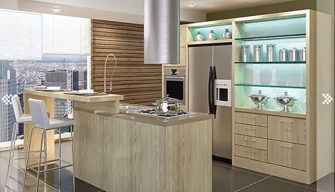 Armario Cozinha Planejado Valor ~ Wibamp com Cozinha Planejada Qual O Valor ~ Idéias do Projeto da Cozinha para a Inspiraç u00e3o