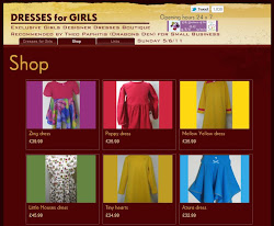 SHOP: Dresses for Girls