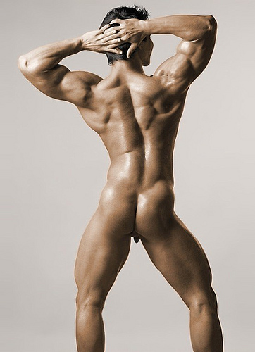 Phrase... What Naked male fitness trainers