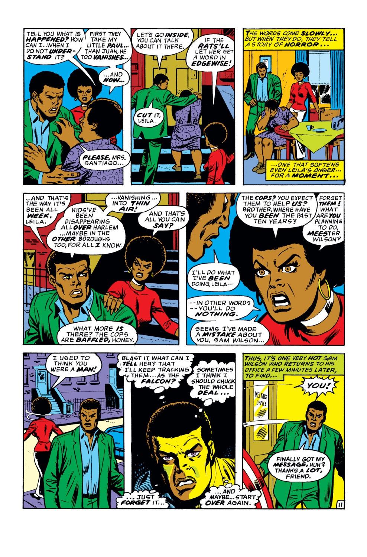 Captain America (1968) Issue #149 #63 - English 12