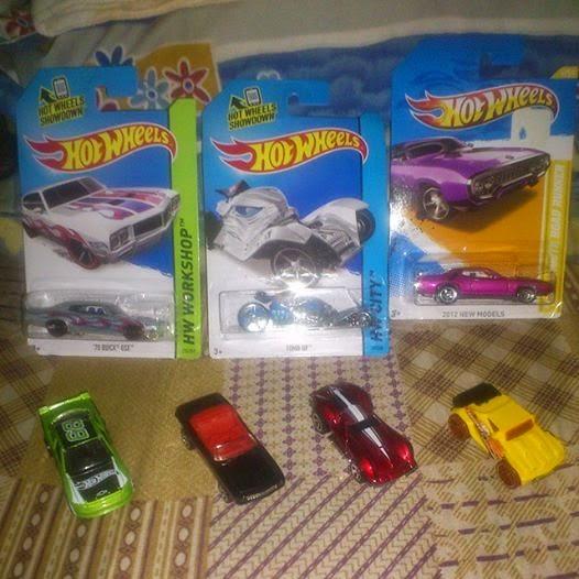 Hadiah 7 Biji Kereta Daripada Blogger