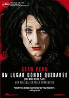 Un Lugar Donde Quedarse DVD Pablo Sorrentino Sean Penn