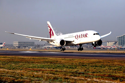 Qatar Airways. ZonaAero