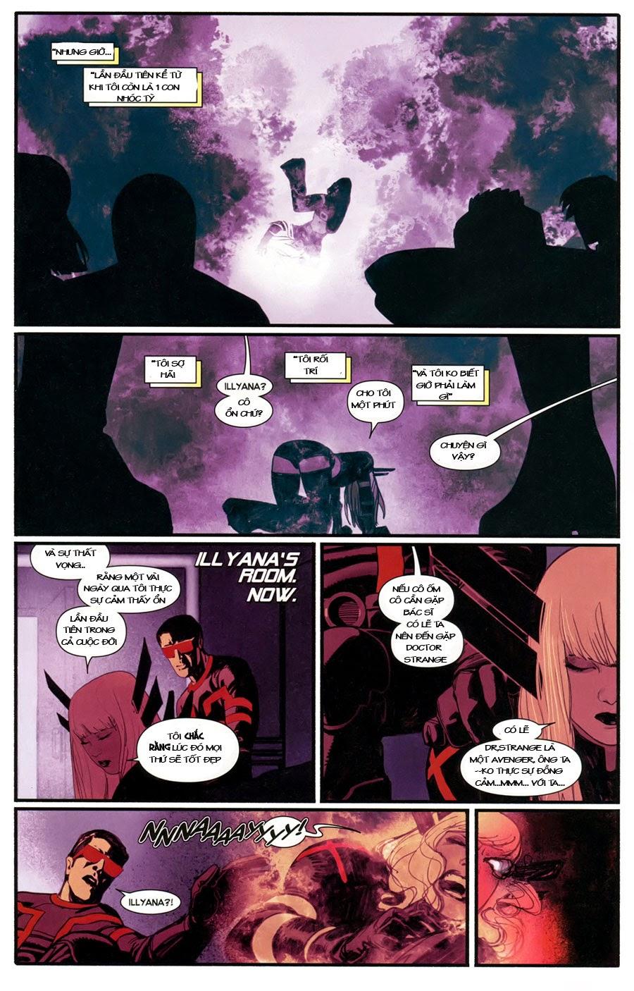 Uncanny X-Men chap 5 - Trang 14