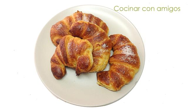 Croissant casero cocinar con amigos for Cocinar con 5 ingredientes