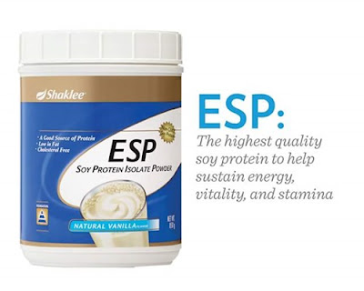 Energizing Soy Protein (ESP) untuk Gastrik