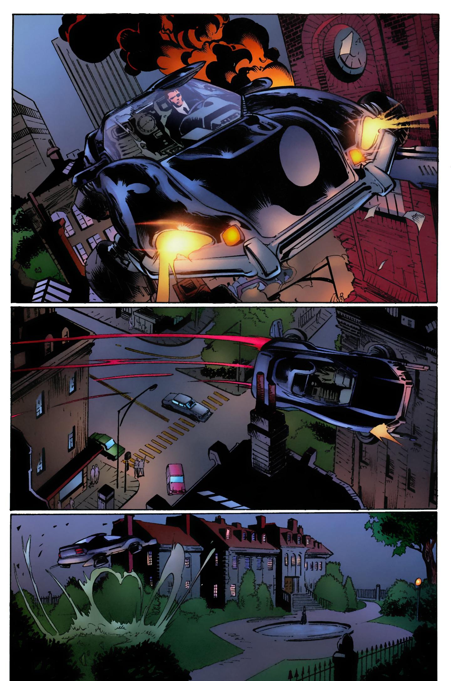 Captain America (1996) Issue #10 #10 - English 18