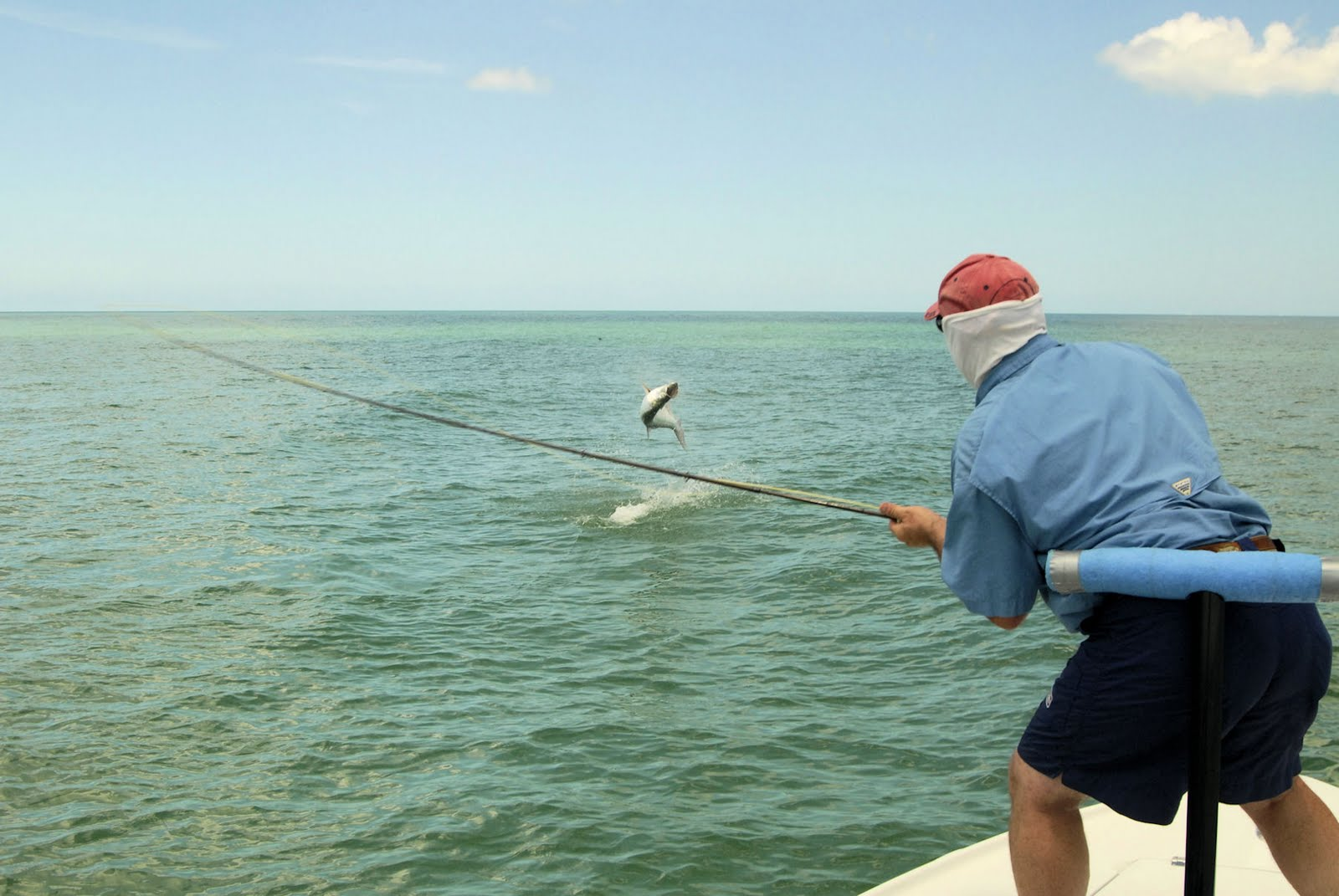 Florida fishing guides fishing reports saltwater boat for Fishing jobs in florida