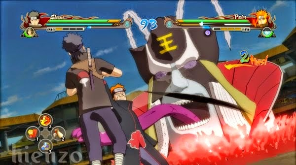 Naruto Shippuden: Ultimate Ninja Storm Revolution For PC Screenshot
