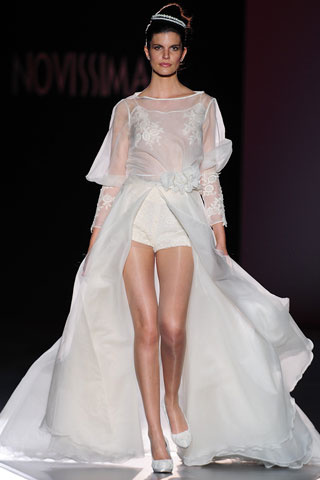 Todo sobre bodas ropa interior para novias colecci n 2011 for Ropa interior de novia