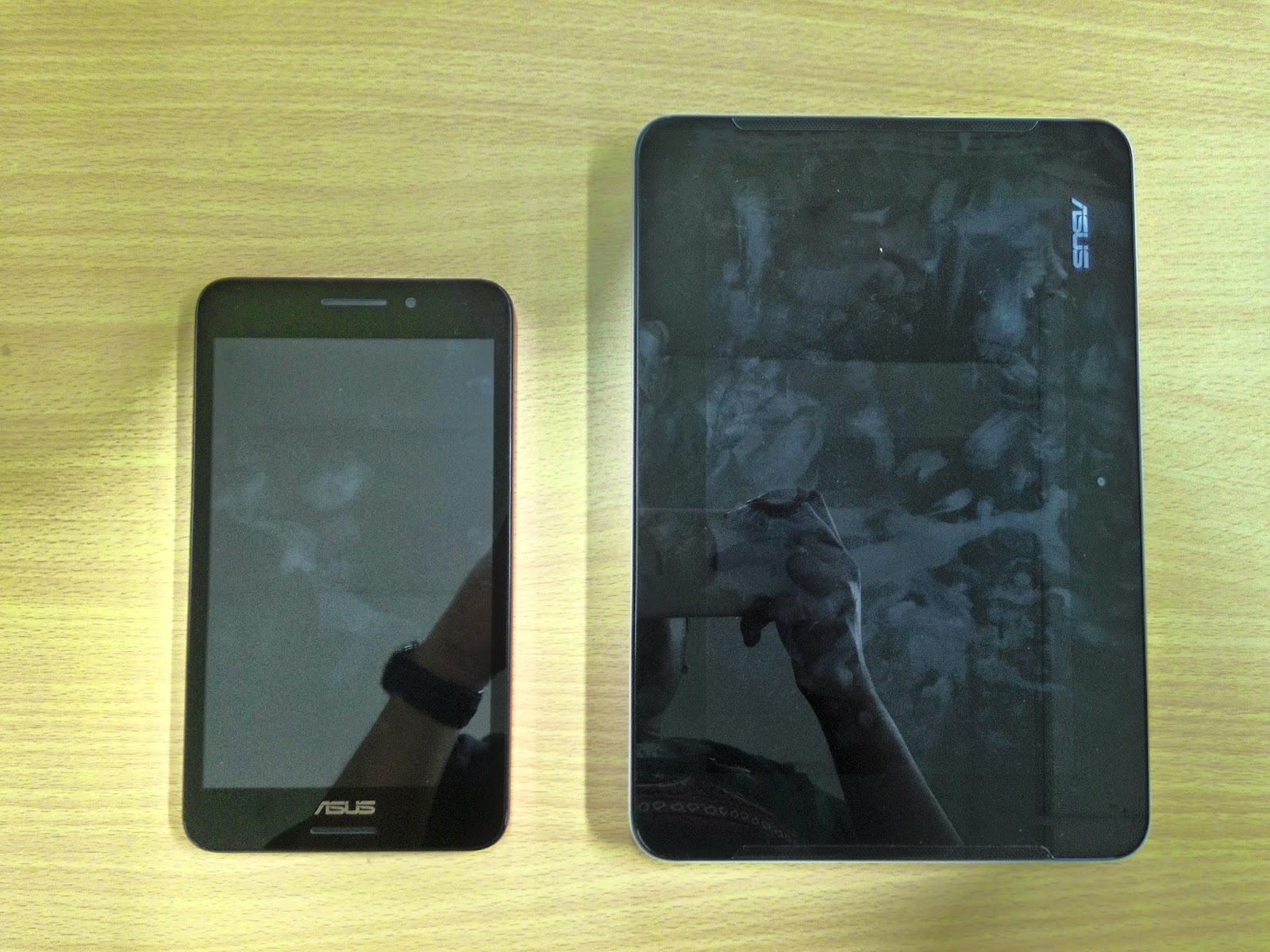 asus tablet how to set brightness
