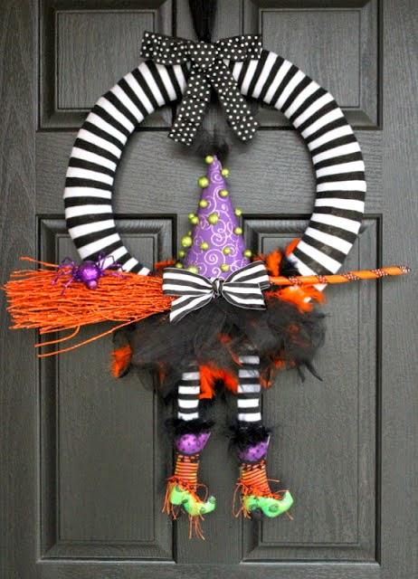 Las 10 Mejores Coronas para Halloween