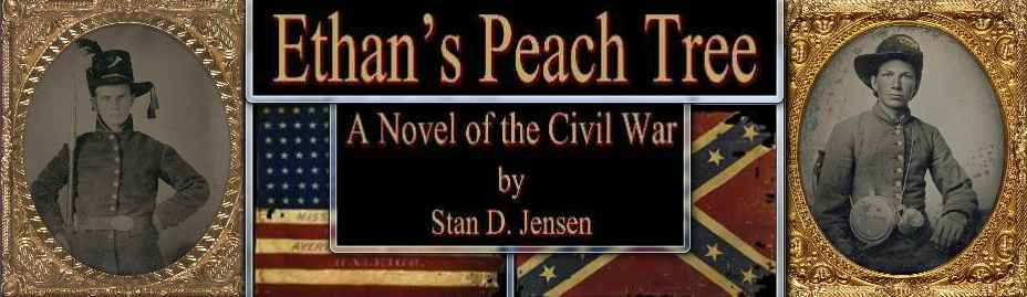 Ethan's Peach Tree - A Civil War Blog