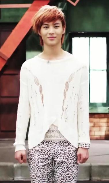 [Pics] Hello Music Video Snapshoot_(SHINee) Lee Taemin ... Shinee Taemin Hello