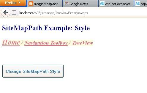 asp.net basic: SiteMapPath using asp.net,example of ...