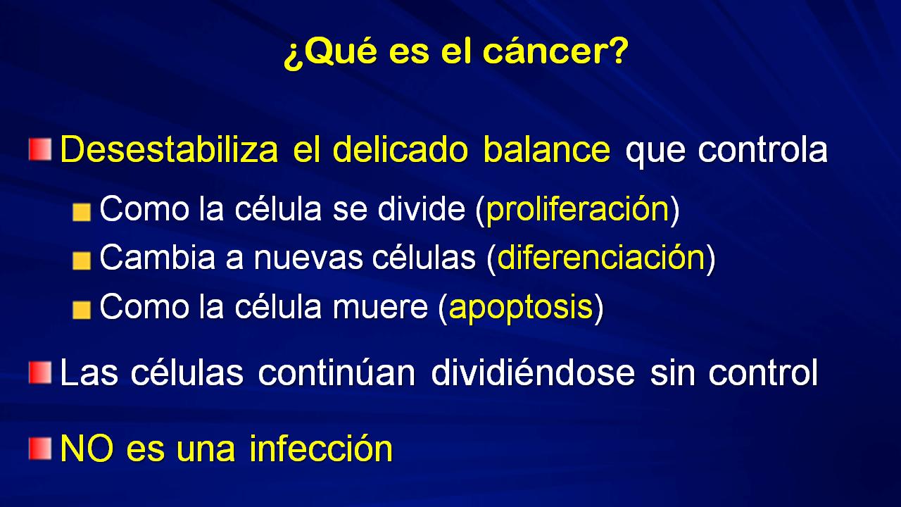 6 1 qu es el c ncer nutrici n y estilo de vida saludable eat this root - Alimentos que evitan el cancer ...