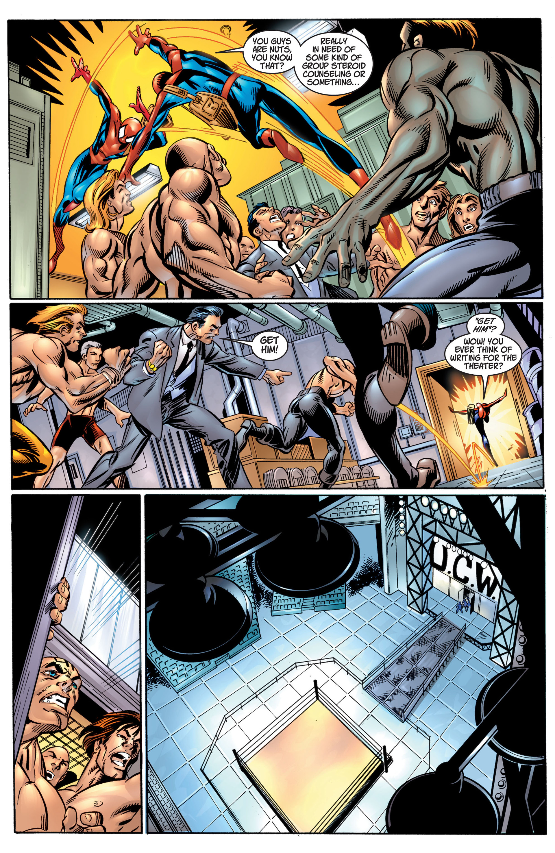 Ultimate Spider-Man (2000) Issue #4 #8 - English 8