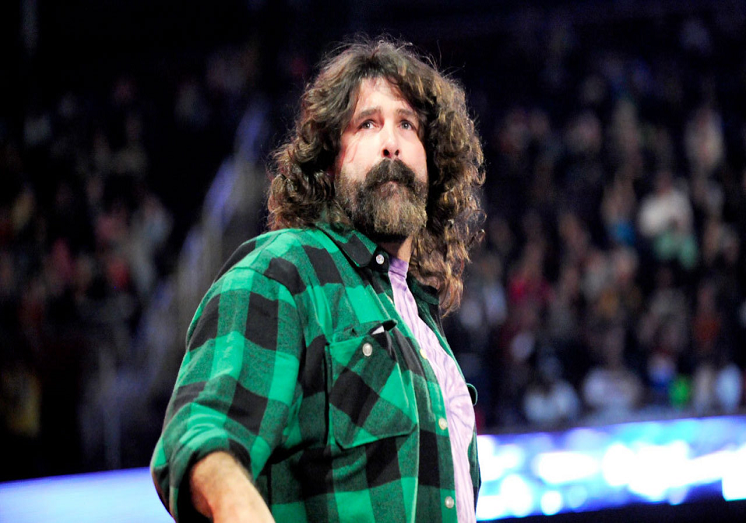Mick Foley Hd Free Wallpapers