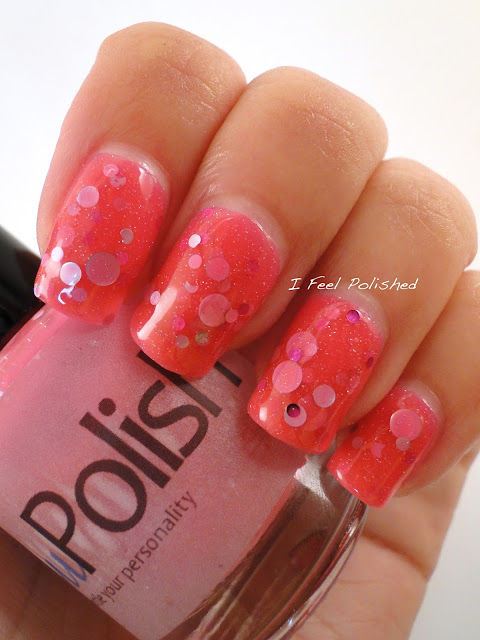 You Polish Hot Pink Polish