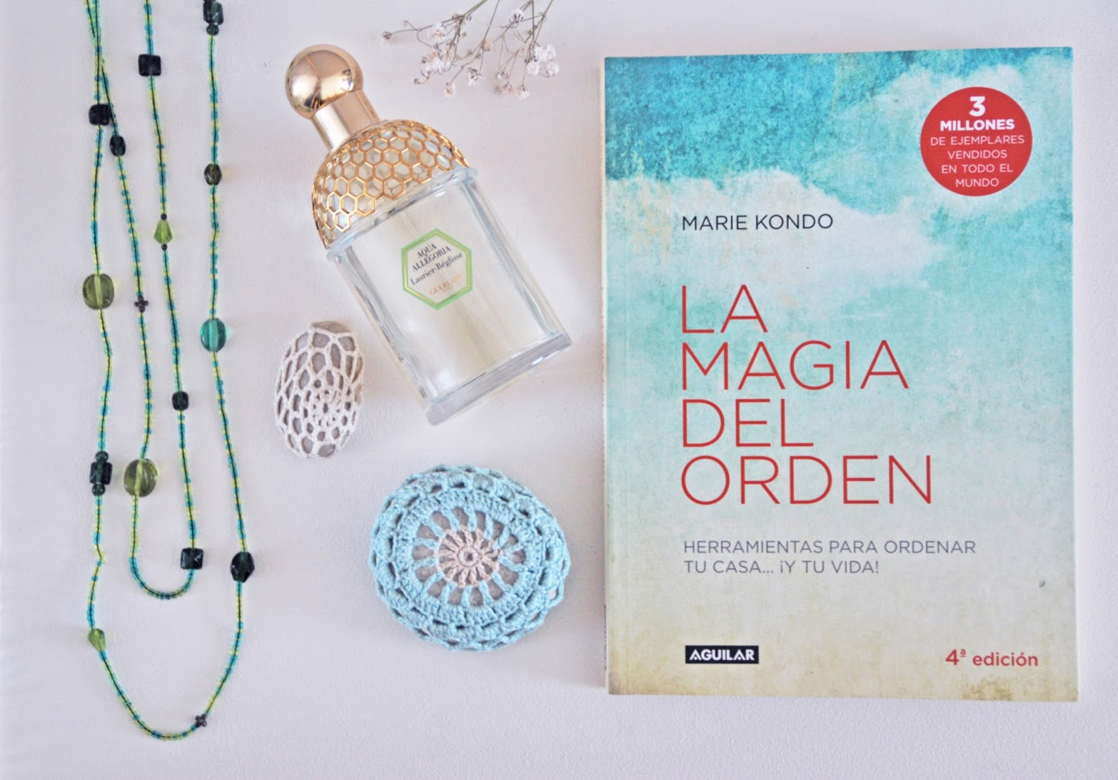 Yourvera la magia del orden el metodo konmari - Marie kondo orden ...
