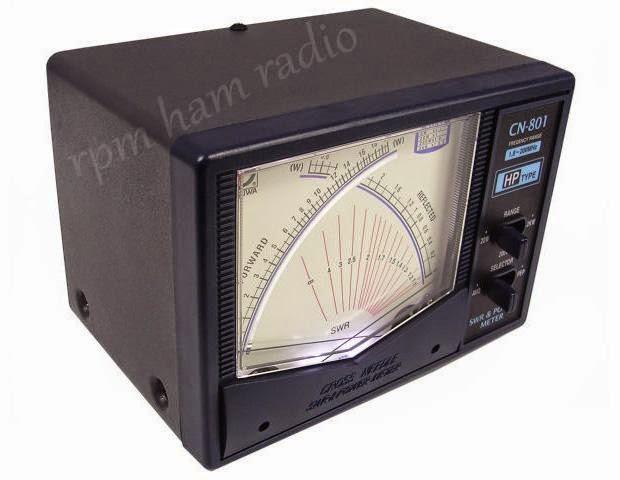 SWR DAIWA 801 HP