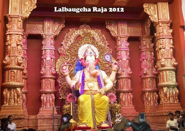 Lalbaugcha Raja 2012