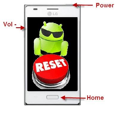 Como Realizar Hard Reset LG Optimus L7