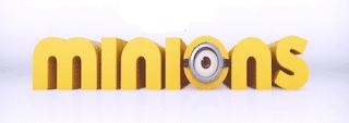logotipo minions para imprimir
