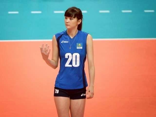 Ini Dia Pesona Kecantikan Altynbekova Sabina