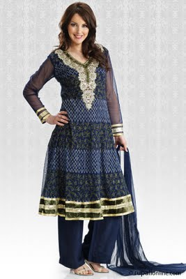 anarkali frocks pakistani