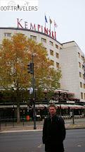 Travelers Book Location Kempinski Hotel Bristol