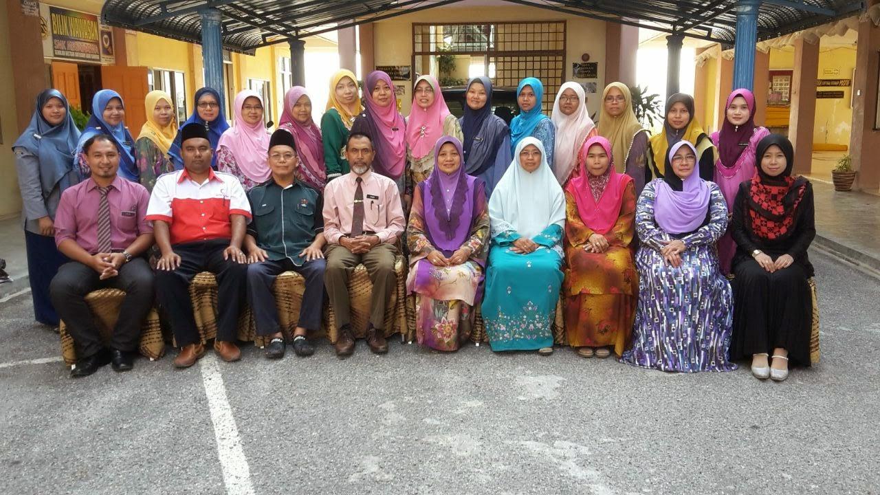 Ketua Panitia dan Guru Cemerlang Sains PPD Kubang Pasu bagi tahun 2015