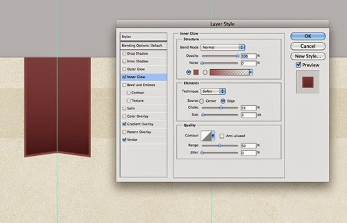 Cool animated menu with jQuery