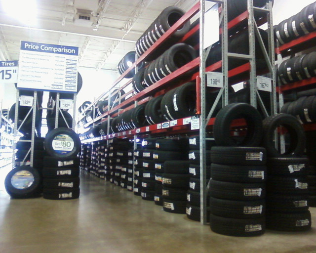 Tires deals sam's club