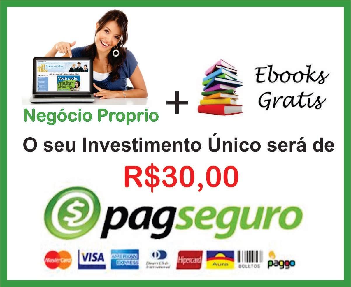 Negócio Próprio + E books Grátis