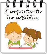 é importante lermos a bíblia todos os dias